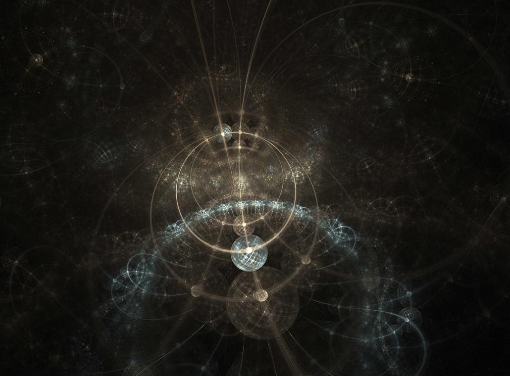 Spanndecken Motiv 05 -106 | Abstrakt | Muster | Mystik