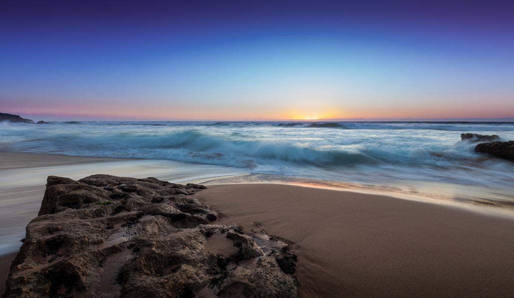 Spanndecken Motiv 04-107 | Natur | Landschaft | Meer | Strand | Wandmotiv