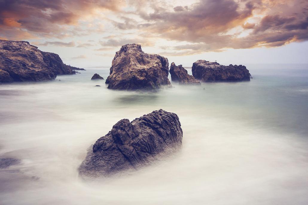 Spanndecken Motiv 04-108 | Natur | Landschaft | Meer | Strand | Wandmotiv