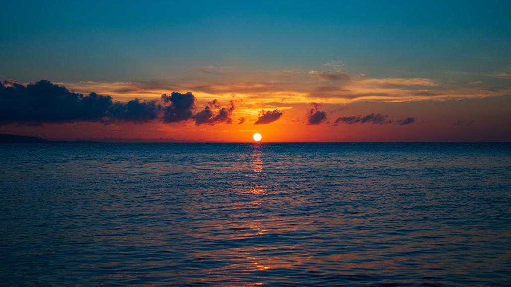 Spanndecken Motiv 02-105 | Sonnenuntergang | Ambiente | Natur