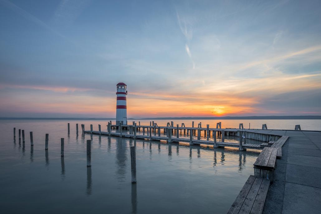 Spanndecken Motiv 02-107 | Sonnenuntergang | Ambiente | Natur
