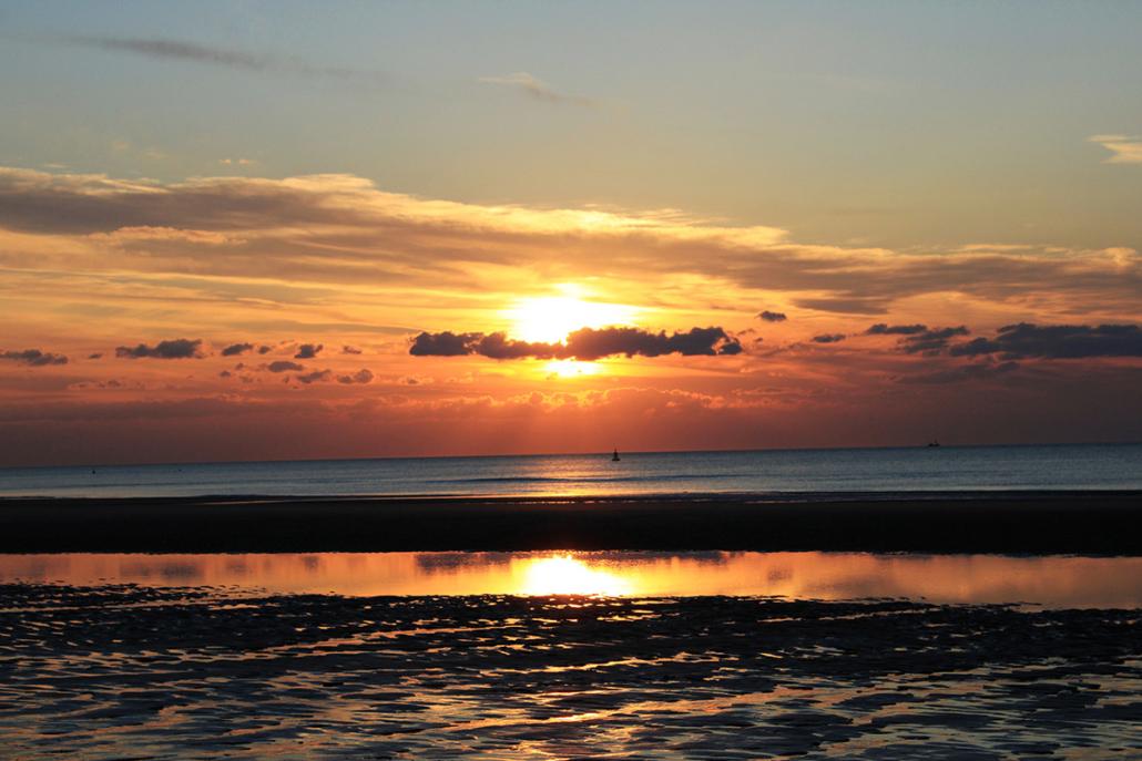 Spanndecken Motiv 02-109 | Sonnenuntergang | Ambiente | Natur
